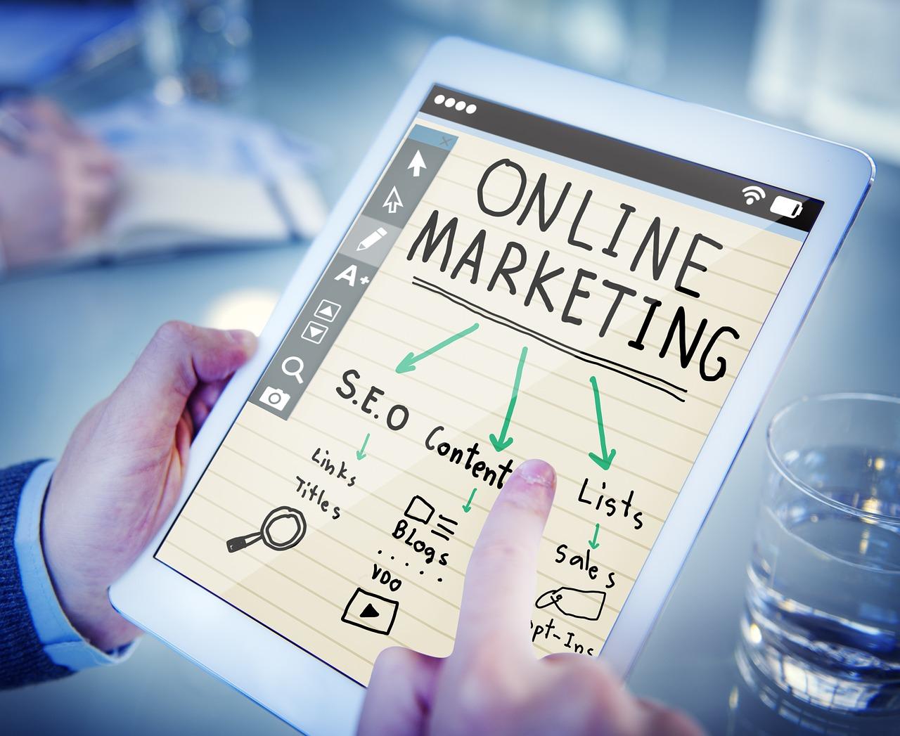 Boutique en ligne et SEA